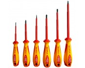 6 Piece VDE Screwdriver Set