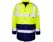 High Visibility 2-Tone Site Jacket
