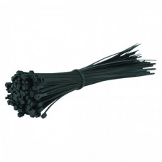 Black Cable Ties 160mm