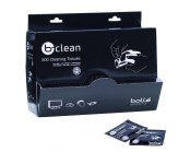 Bolle B-Clean Lens Cleaning Tissues
