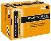 Duracell Industrial Batteries AA