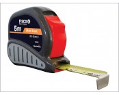 Fisco Tri-Lok Measuring Tape 5m