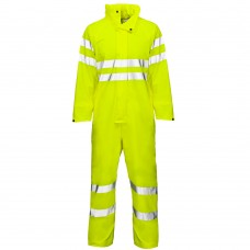 High Visibility Storm-Flex Coverall