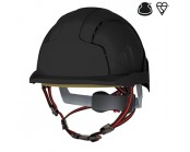 JSP EVOLite Skyworker Safety Helmet Black