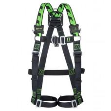 Miller H-Design Duraflex 1-Point Harness