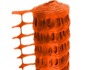 Orange Barrier Mesh