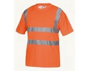 Orange High Visibility T - Shirt