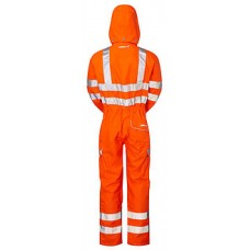 Pulsarail PR505 High Visibility Waterproof Coverall