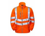 Pulsarail PR508 High Visibility Fleece Jacket