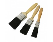 Paint Brush Set (3 Piece)