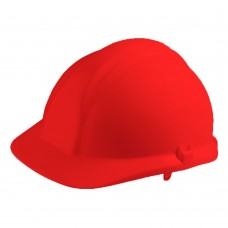 Centurion 1125 Safety Helmet Red