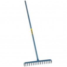 Tarmac Rake All Steel Handle