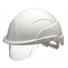 Centurion Vision Safety Helmet White