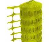 Yellow Barrier Mesh