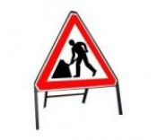 750mm Temporary Road Signs