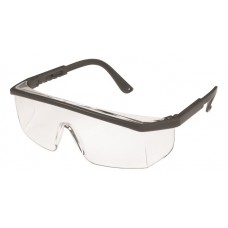 Wraparound Clear Lens Safety Spectacle