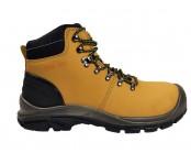 Malvern Safety Boot Honey