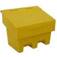 Yellow Grit Bin 100 Litre
