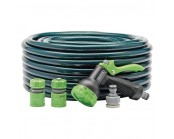 Garden Hose & Spray Gun Set
