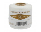 Nylon Builders String Line 125m