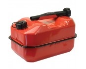 Red Petrol Can 10 Litre