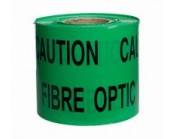 Underground Warning Tape Fibre Optic