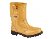 Samson tan lined rigger Boot S3