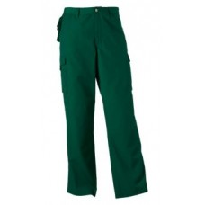 Russell Heavy Duty Trouser 015M Bottle Green