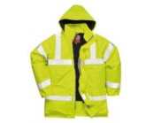 Flame Retardant High Visibility Waterproof Jacket