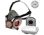 JSP Force 8 Respirator c/w Press To Check Filter P3