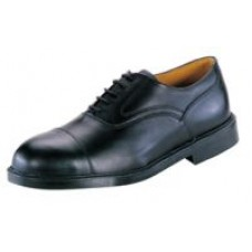 Lotus Black Oxford Safety Shoe