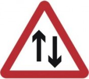 750mm Temporary Road Sign Plates