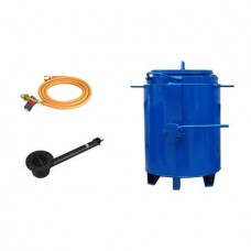 Single Skin Bitumen Boiler with Tap