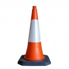 750mm Two Piece Road Cone