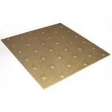 Buff Blister Tactile Paving 400mm x 400mm