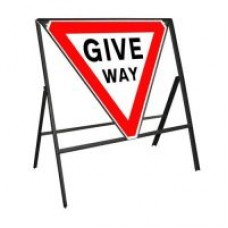 750mm Give Way Sign