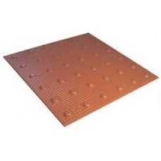 Red Blister Tactile Paving 450mm x 450mm