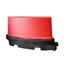 Road Runner Red Traffic Separator